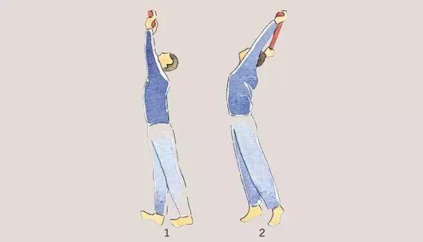 只需1分钟,一套操逆转血管年龄,让你健康又长寿!