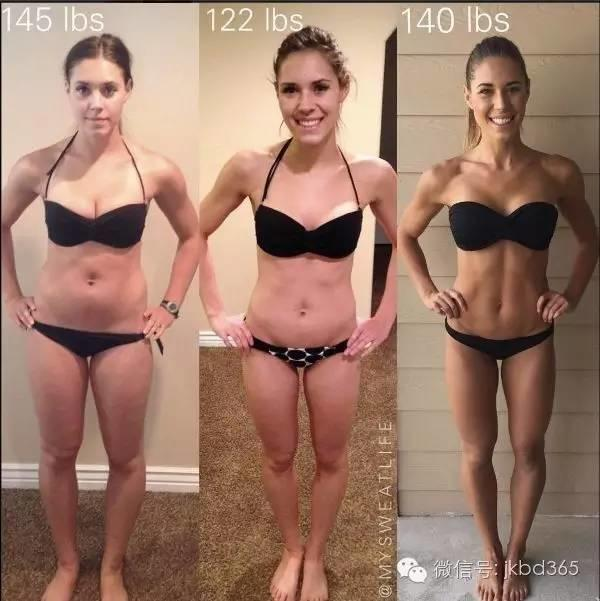 生完孩子后她只减了4斤重,却瘦成了另外一个人!?