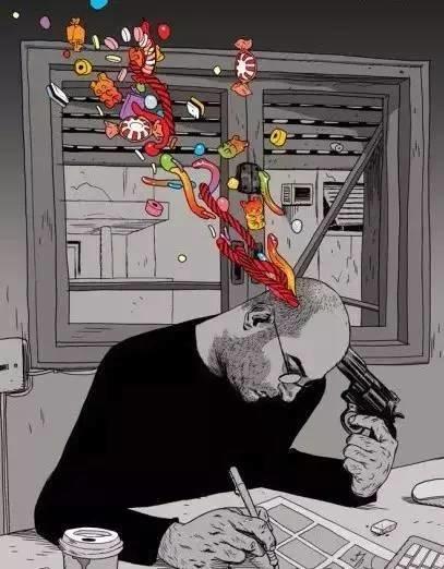 看完这39张漫画,我开始重新思考人生!