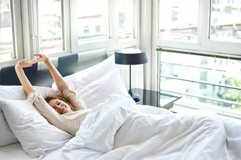 不用闹钟的自然醒,你的健康时钟对准了吗?
